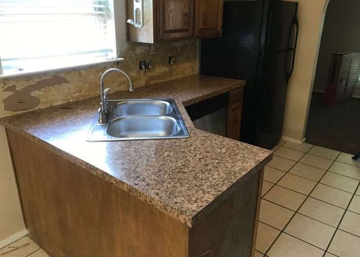 kitchen countertops replaced in abilene tx