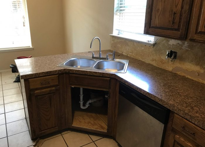 kitchen counters replaced in abilene tx